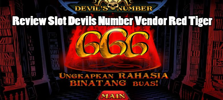 Review Slot Devils Number Vendor Red Tiger